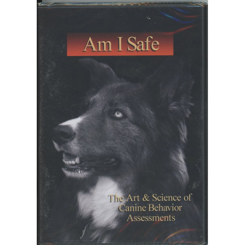 AM I SAFE DVD