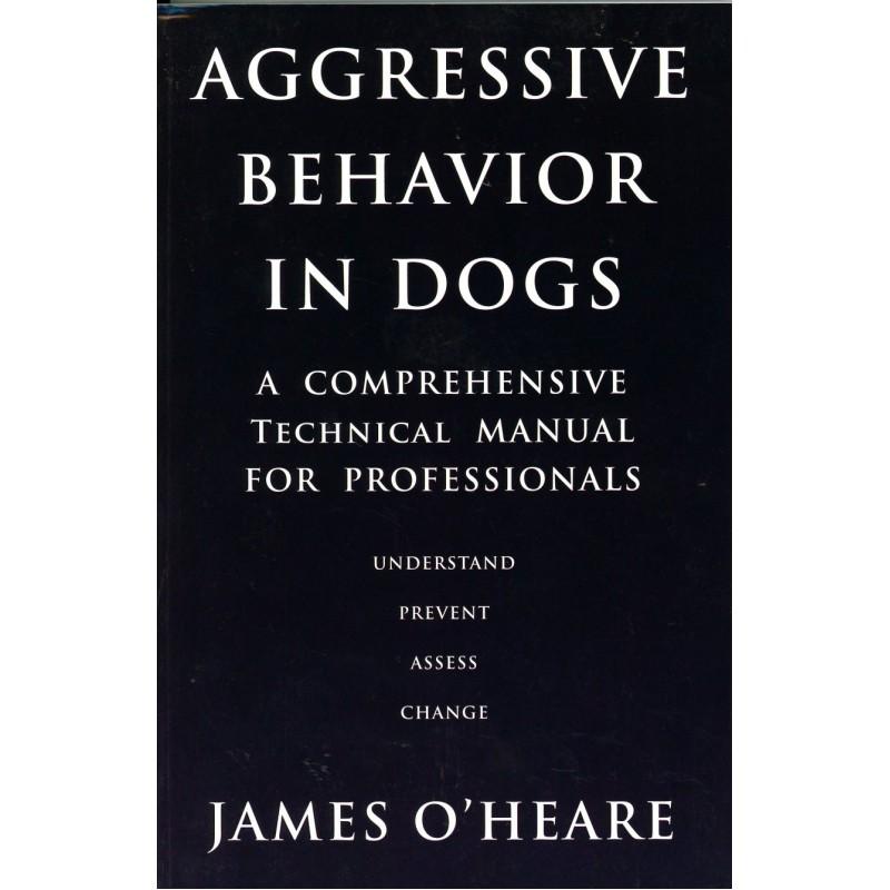 Aggressive behaviour in dogs front cvr