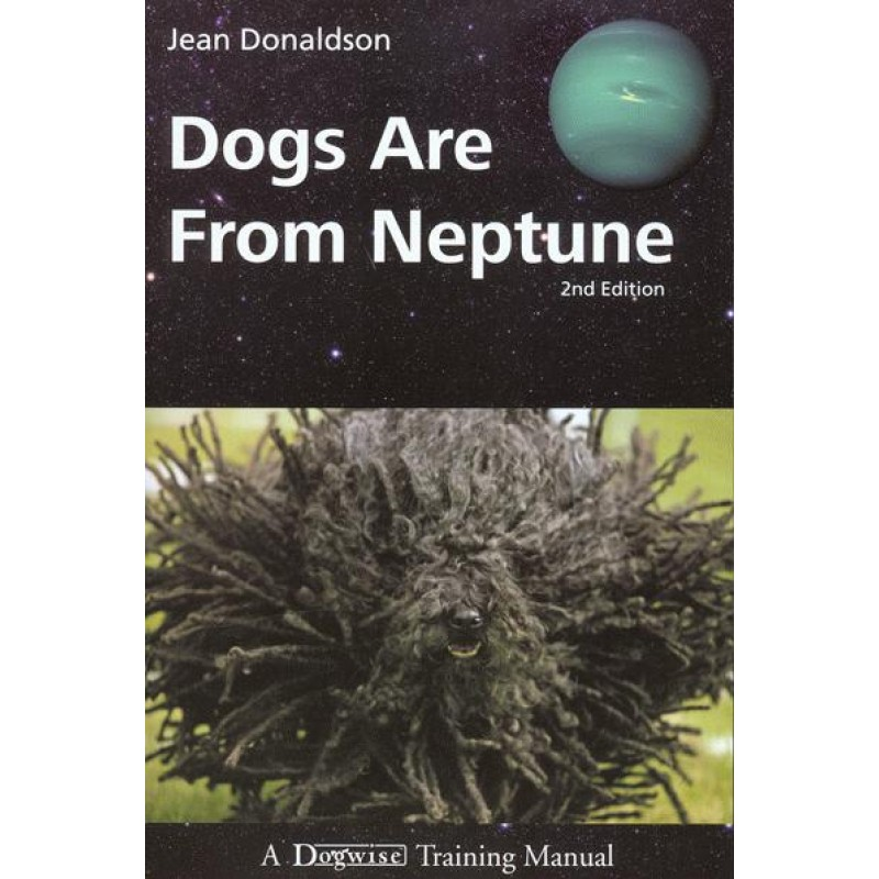 dogs are from neptune front cover