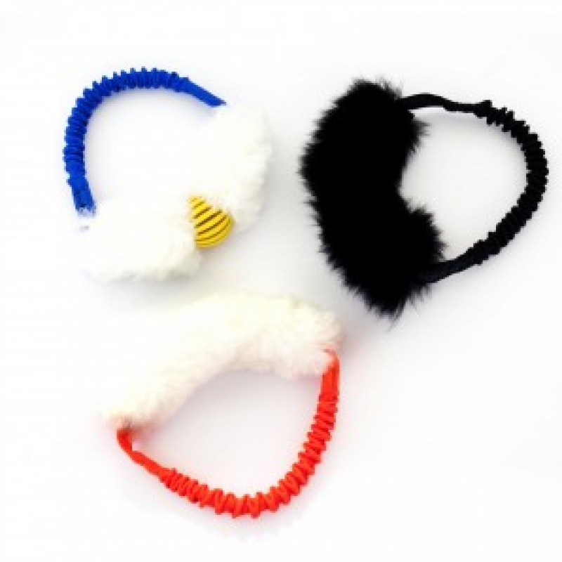 sheepskin bungee ring