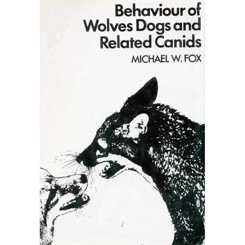 behaviour of wolves, dogs and other related canids
