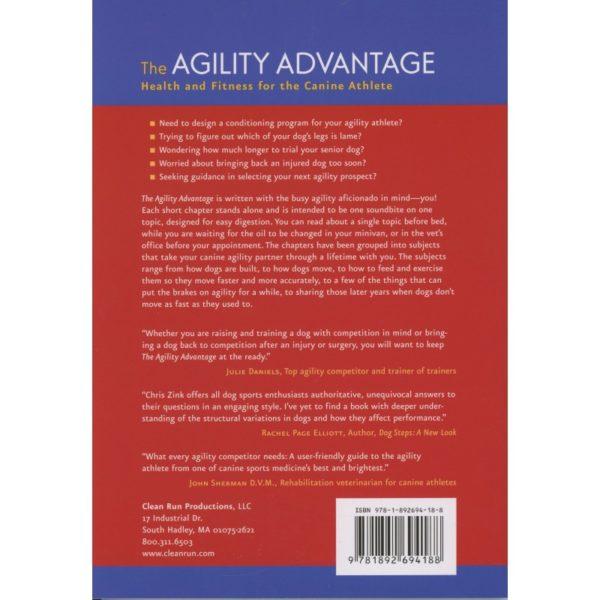 agility advantage bk cvr