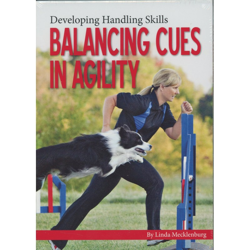 balancing cues in agility
