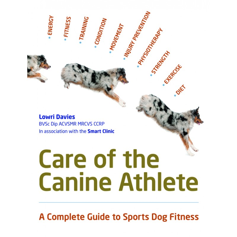 care of canine athlete