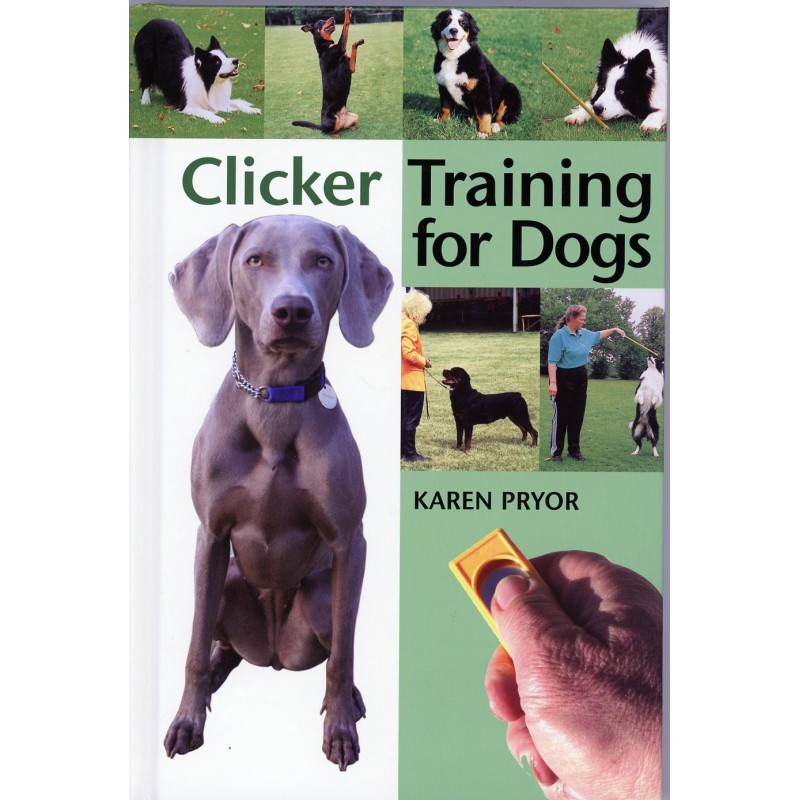 clicker training for dogs-