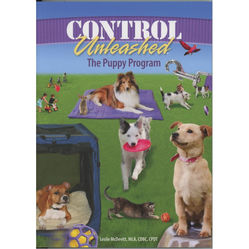 control unleashed puppy program-