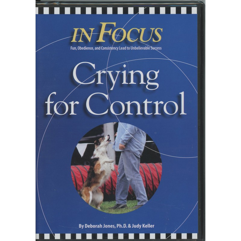 crying for control