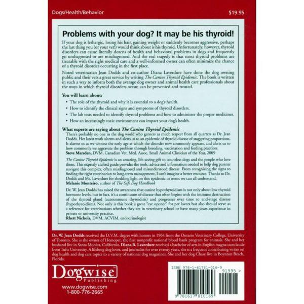 Canine thyroid epidemic bc