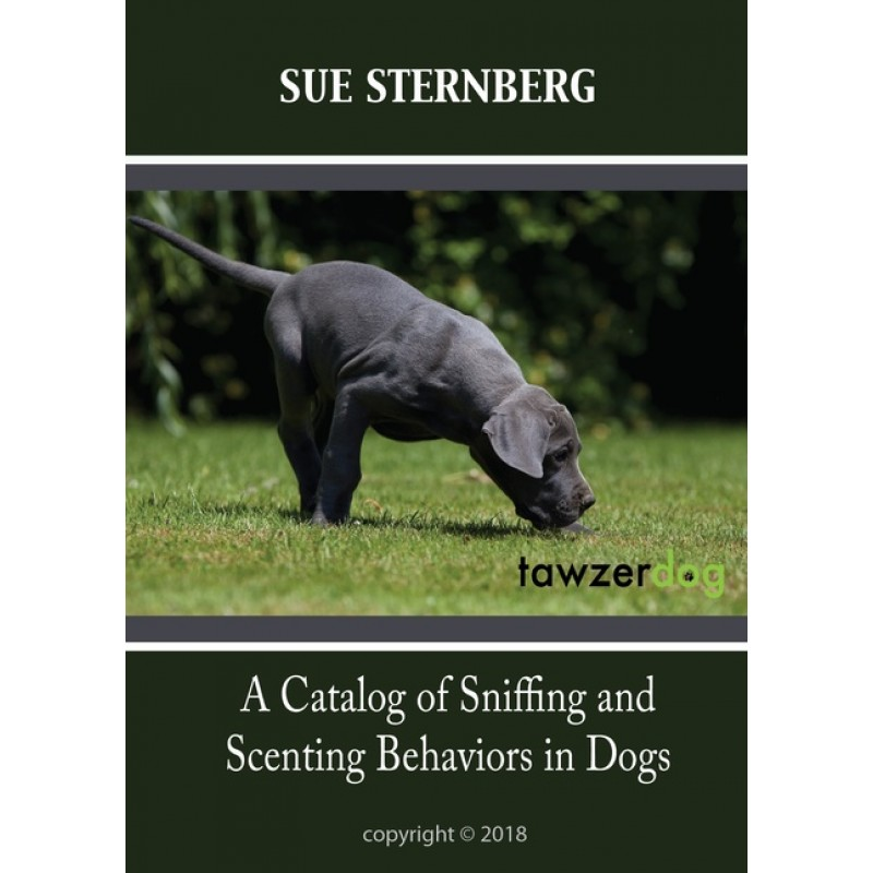 Catalogue of sniffing and scenting