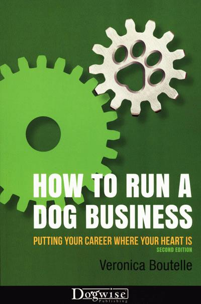 How To Run a Dog Business Cover