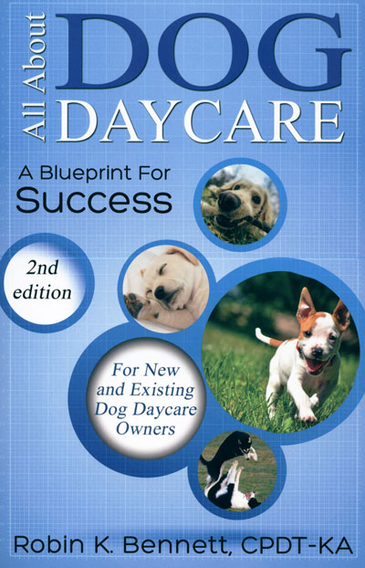 All About Dog Daycare Cover