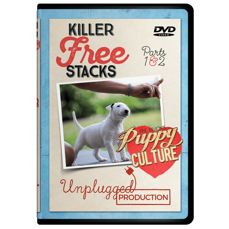 KILLER FREE STACKS DVD