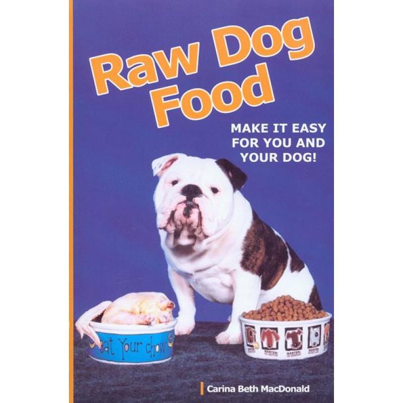 Raw dog food-