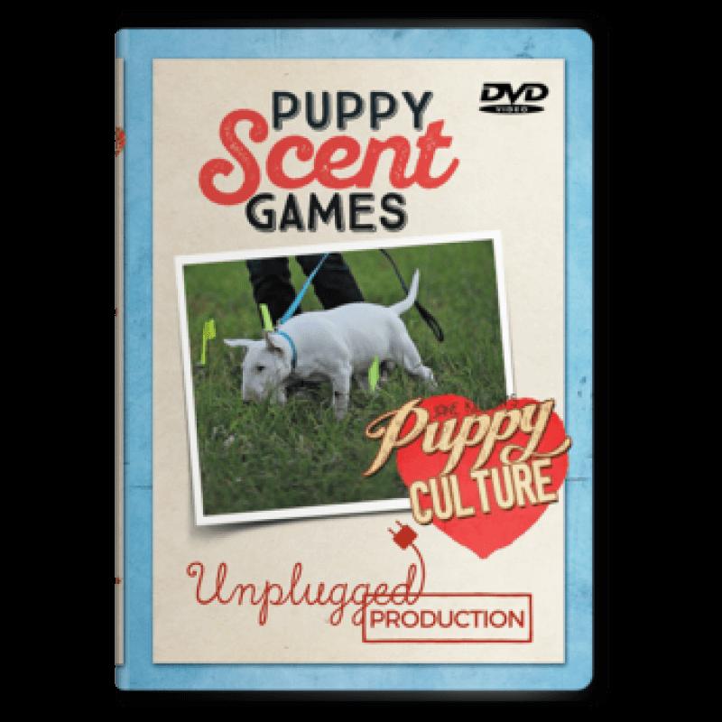 Puppy Scent Games