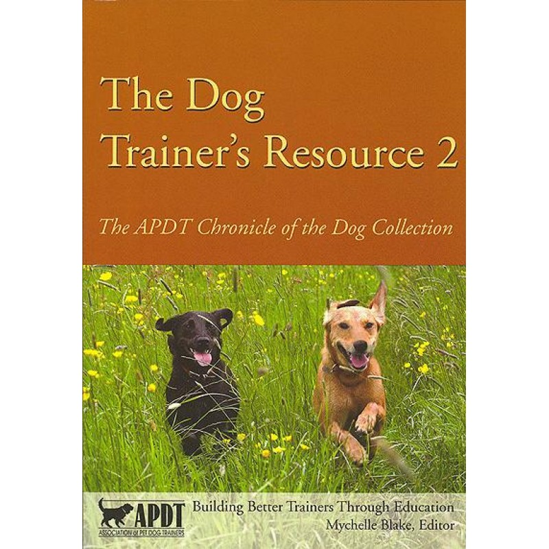 Dog Trainers Resource 2