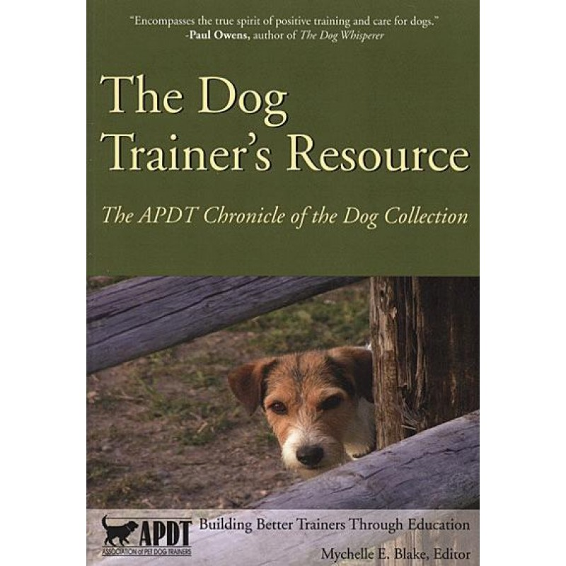 Dog Trainers Resource 1