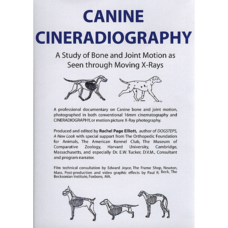 canine cineradiography
