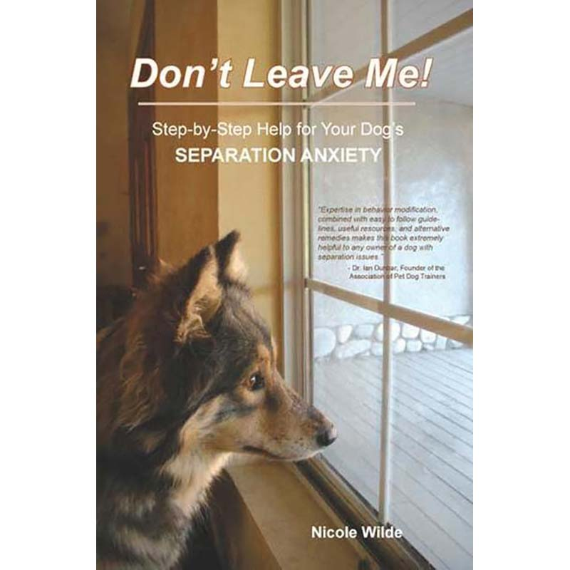 Don't Leave Me Book