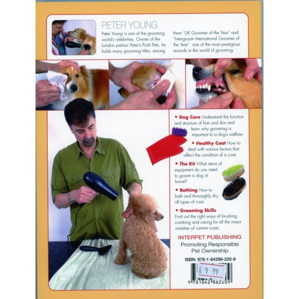 grooming your dog back cover