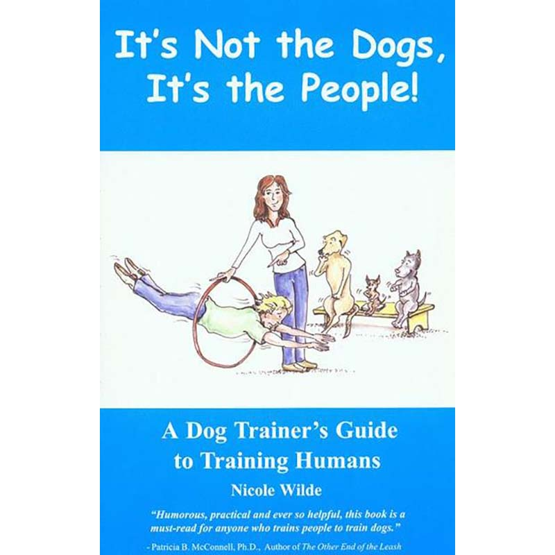 its not the dogs