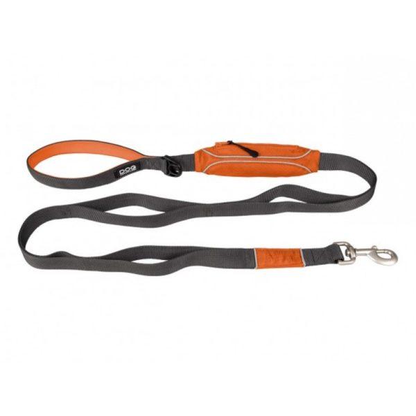 urban-trail-leash orange
