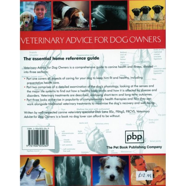 veterinary advice for dog owners  bc