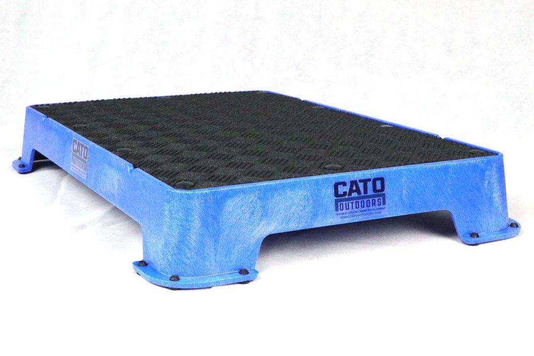 Cato Blue Rubber