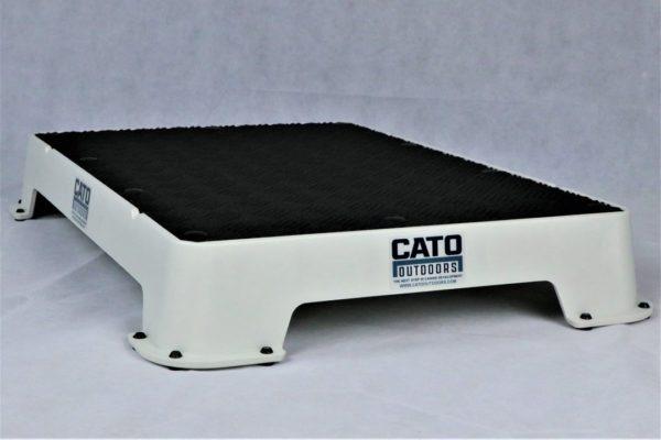 Cato White Rubber