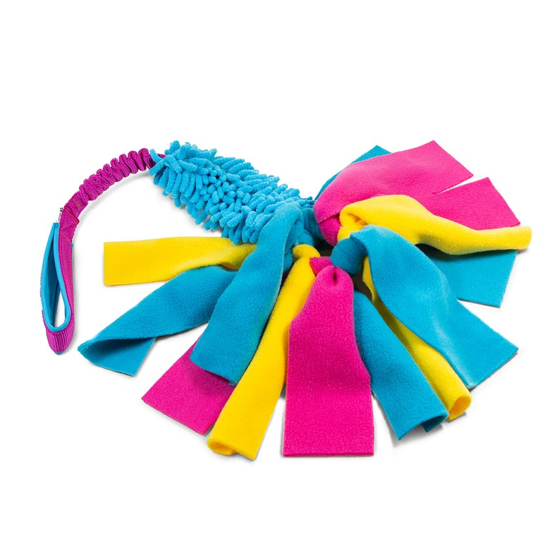 Mop Bungee with fleece strips